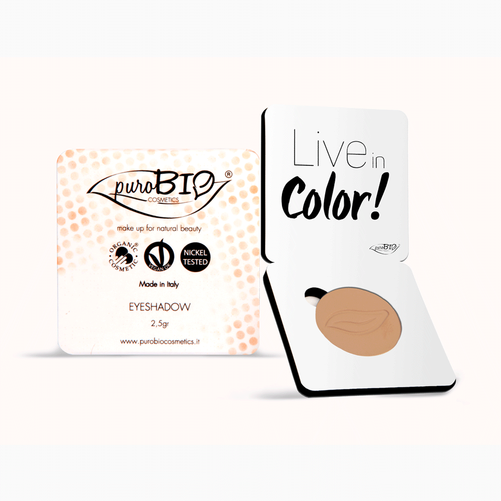 Eye Shadow/Blush PuroBIO n.12 - Pesca