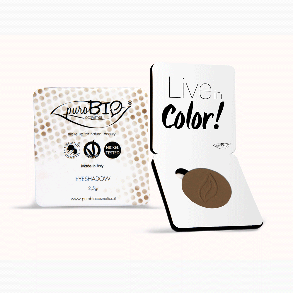 Eye Shadow PuroBIO n.14 - Marrone Freddo