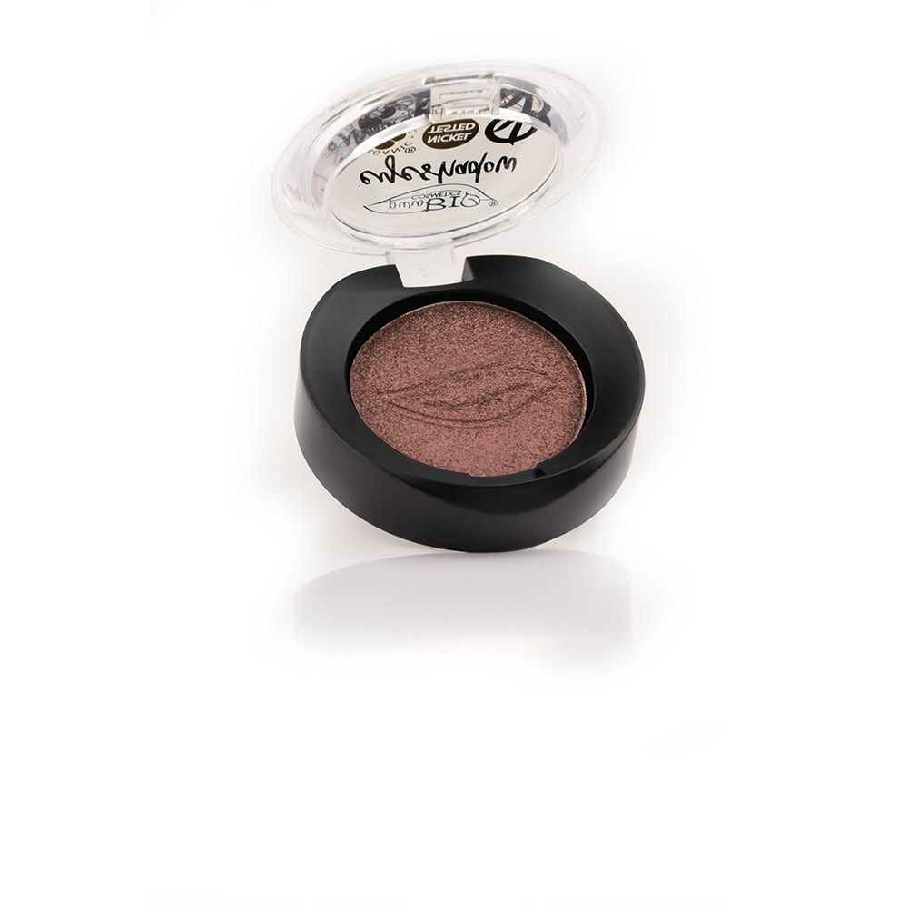 Eye Shadow PuroBIO n.15 Duochrome - Rosa Antico/Tortora