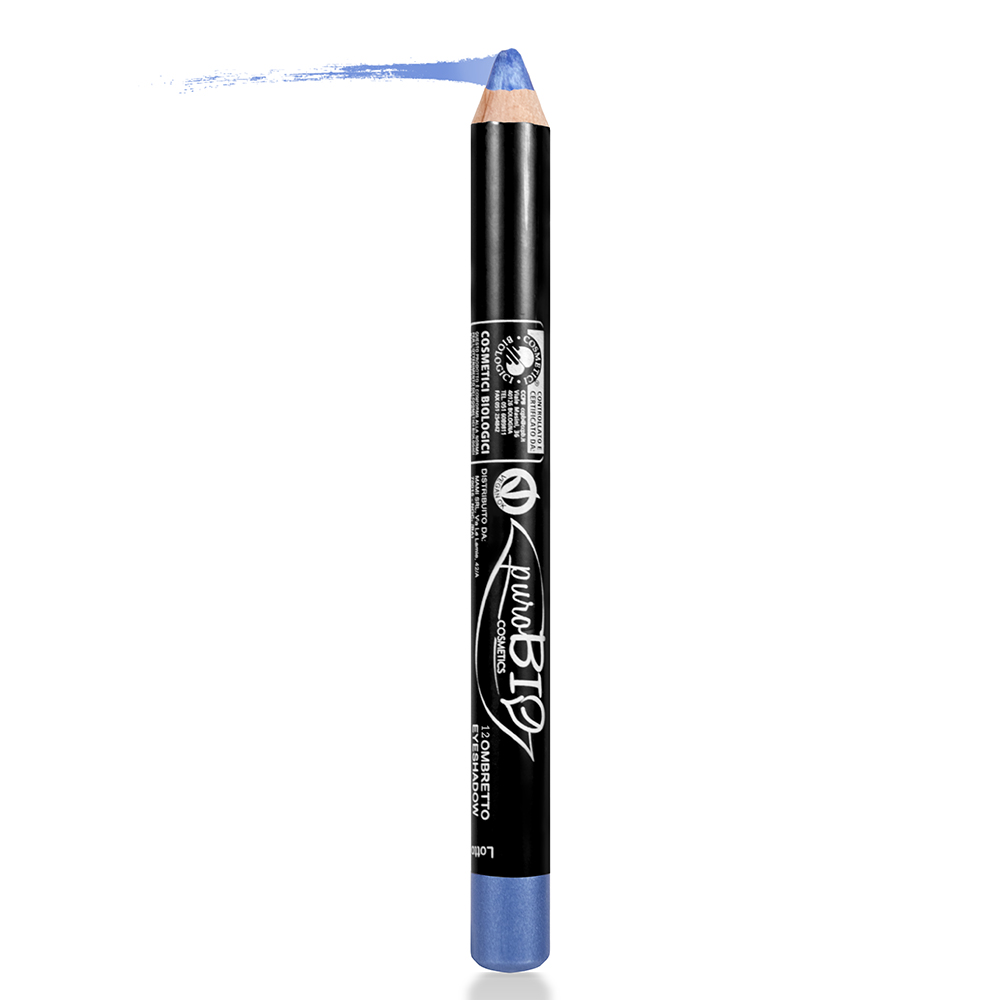 Laps sysh biologjik Eye Shadow BLUE King-Size Purobio 12