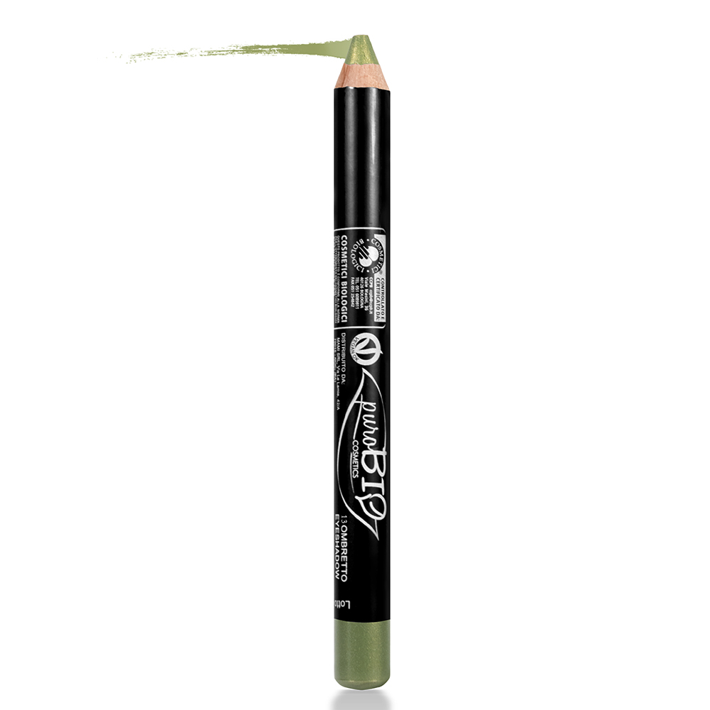 Laps sysh biologjik Eye Shadow GREEN King-Size Purobio 13