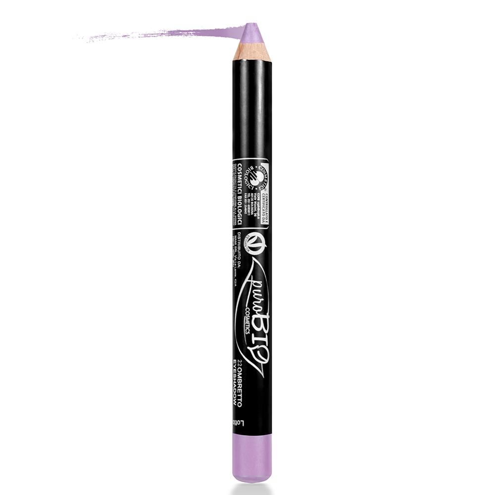 Laps sysh biologjik Eye Shadow LILIAC King-Size Purobio 22